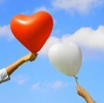 Hearts in the sky by tanakwho